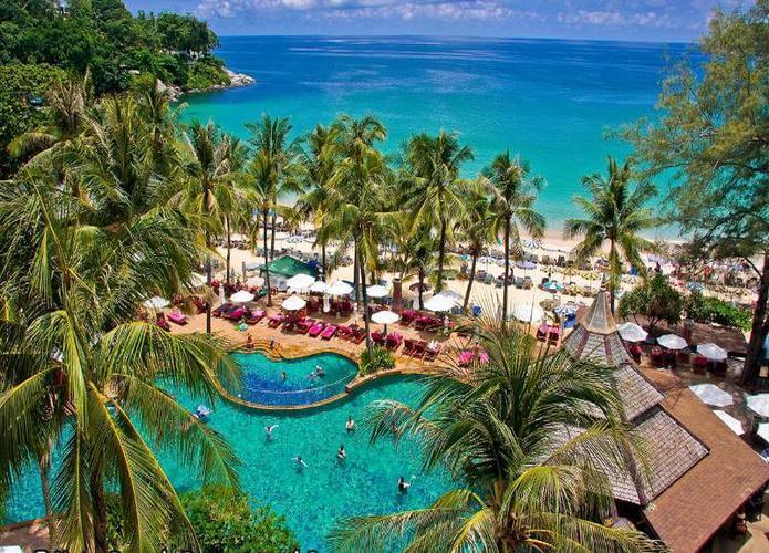 Kata Beach, Phuket.