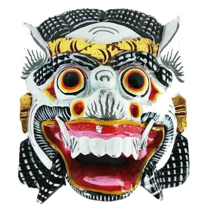 Sejarah Topeng Barong di Indonesia