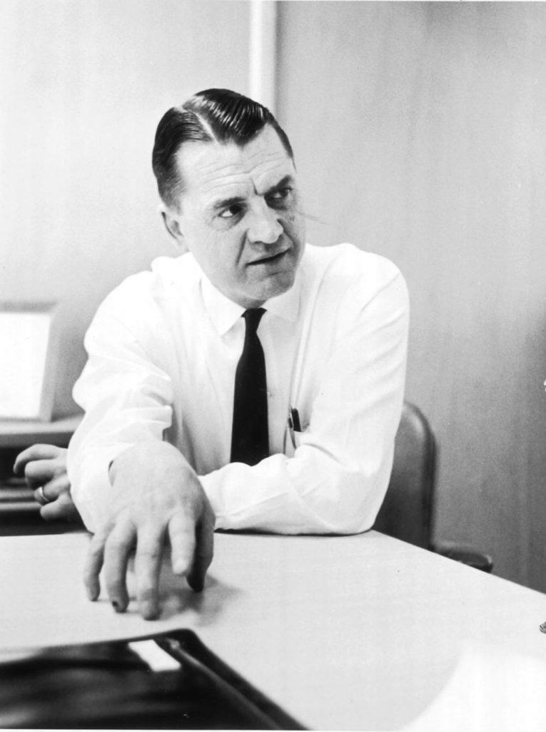 Vernon Rudolph pendiri krispy kreme