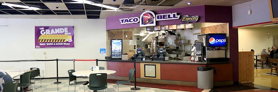 Sejarah Taco Bell Express